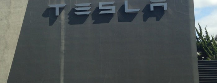 Tesla Menlo Park is one of silicon valley.