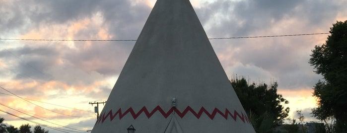 Wigwam Motel is one of E3/Los Angeles, CA.