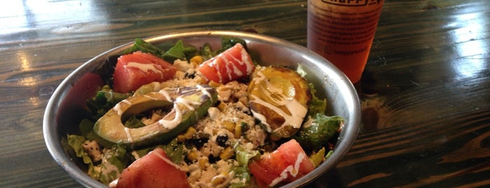 Snappy Salads is one of Top Food Picks In DFW.