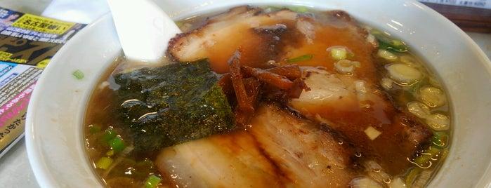 拉麺屋 日昇亭 is one of お食事処.