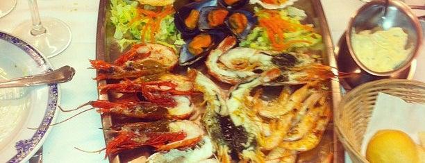 La Zoca is one of Cheque gourmet Malaga.