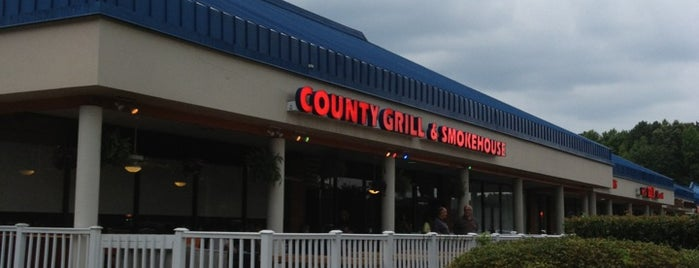 County Grill & Smokehouse is one of The 20 best value restaurants in Yorktown, VA.