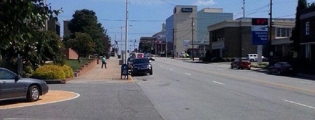 Lexington, NC is one of North Carolina.