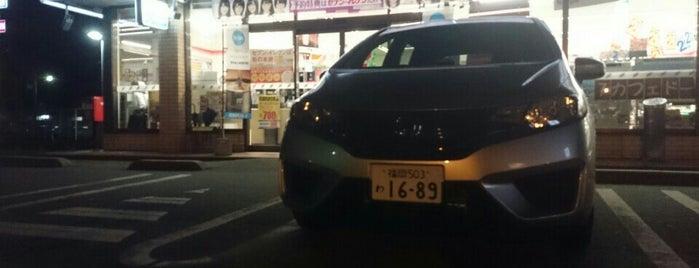セブンイレブン 篠栗西店 is one of セブンイレブン 福岡.