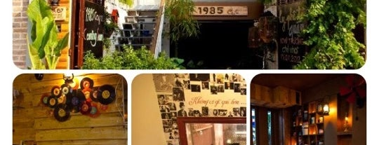 Cafe 1985 is one of Cafe in SaiGon.