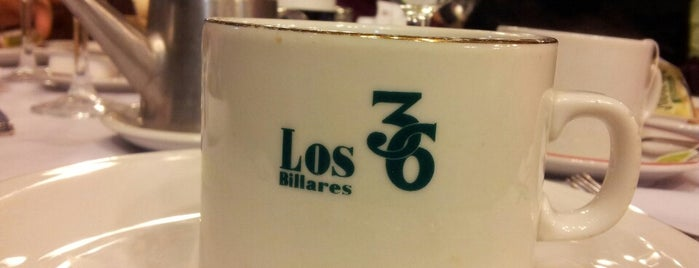 Los 36 Billares is one of Bares.
