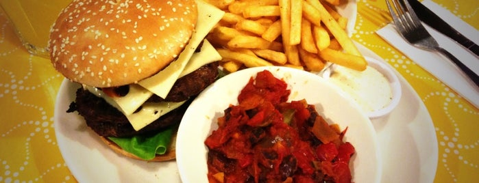 Tinseltown is one of Trying food from different countries in London.
