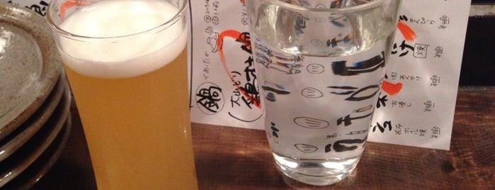 西荻 勝手口 ひまり屋 is one of たのしい食事.