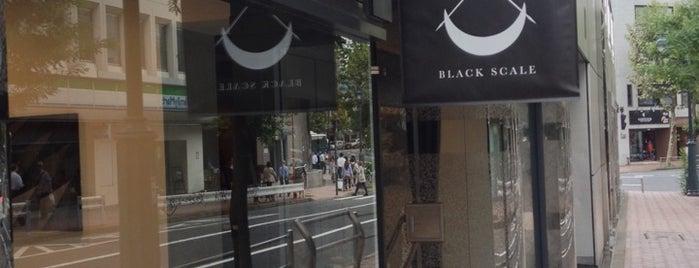 Black Scale Tokyo is one of Buy!.