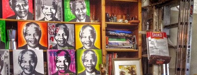 Nelson Mandela Boulevard is one of Woodstock/Obs.
