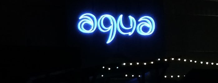 Aqua is one of Best places in Washington, DC.
