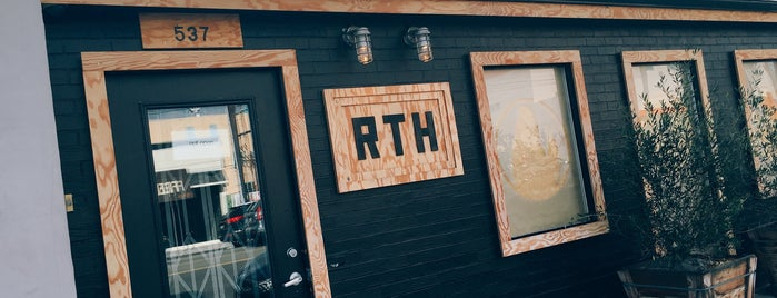 RTH is one of Ryan & Rebecca To Do.