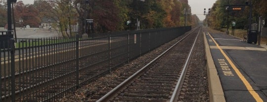 Netherwood Station Track 2 is one of train.