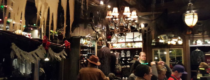 Port Royal is one of Disneyland Shops.