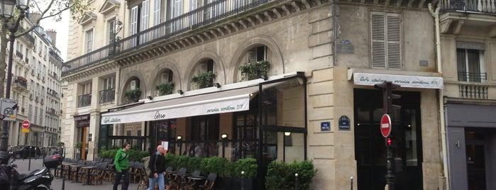 Corso Franz Liszt is one of Paris.
