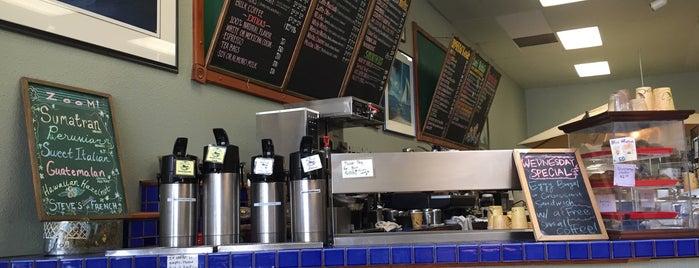 Westside Coffee Company is one of Best Coffee in Santa Cruz.