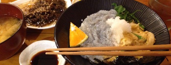 お食事処 白梅 is one of 美味しいもの.