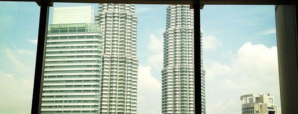 Grand Hyatt Kuala Lumpur is one of Food Hunt.
