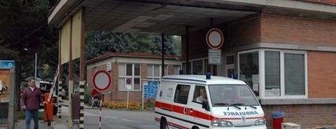Krajská nemocnice T. Bati is one of Baťa ve Zlíně.