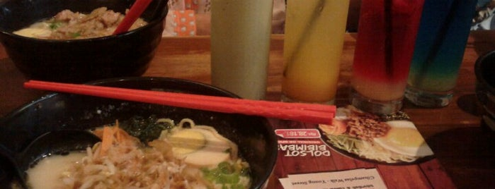 Daiji Ramen is one of Food Spots @Bandung.