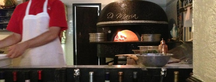 Tufino Pizzeria is one of Best Pizza in NYC.