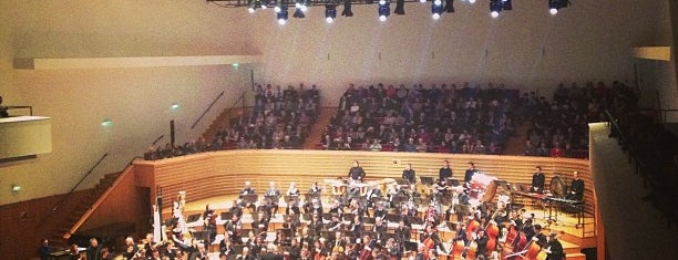 Salle Pleyel is one of Top salles de concert.