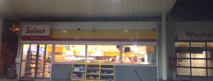 Shell Mabem is one of Shell Tankstations.