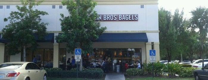 Einstein Bros Bagels is one of Florida Favorite *Eats & Treats*.