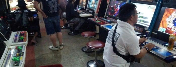 アミューズメントファンタジー is one of beatmania IIDX 設置店舗.