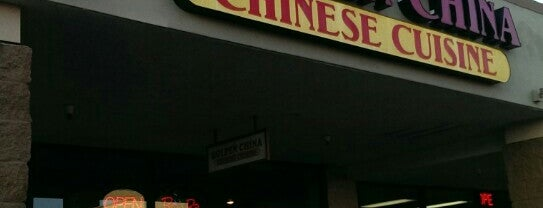 Golden China is one of VEGAS FOOD.