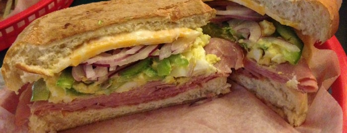 West Street Deli is one of Get Yo-self a Sandvich in Ames.