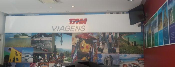 TAM Viagens Indaiatuba is one of Pontos de carona.