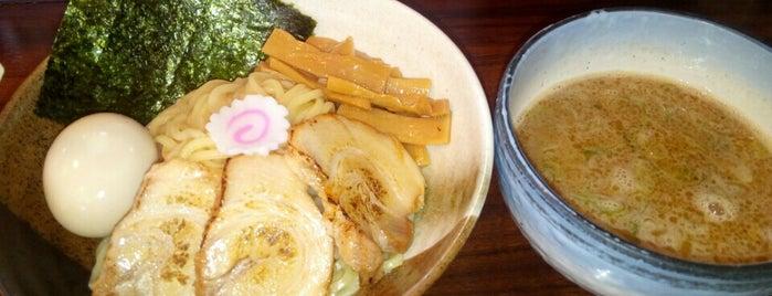 らぁめん/つけ麺 すずまん is one of らーリス.