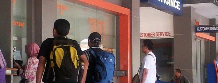 Stasiun Surabaya Gubeng is one of Rika's tips.