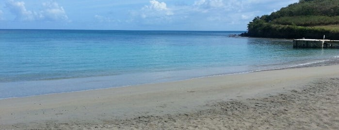 The Mermaid Beach at The Buccaneer is one of Places to try.