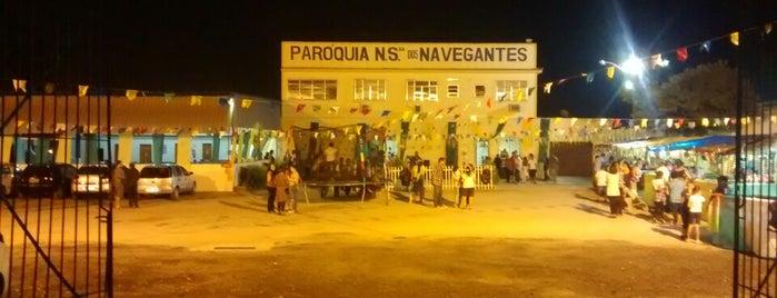 Paróquia Nossa Senhora dos Navegantes is one of Vicariato Oeste [West].