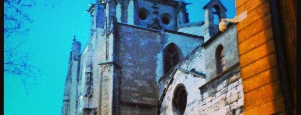 Cathédrale Saint-Sauveur is one of 36 hours in...Aix-en-Provence.