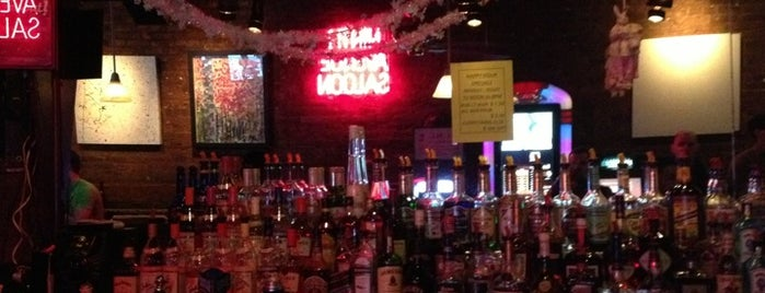 9th Ave Saloon is one of 50 Best Dive Bars.