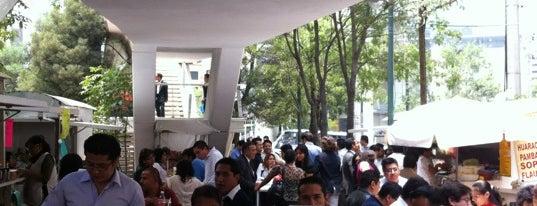 Corredor del Antojo FFCC Cuernavaca y Reforma is one of Garnachas.