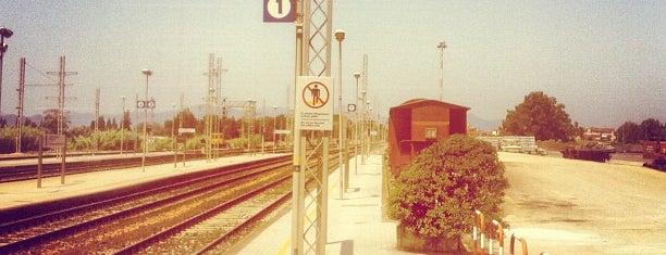 Stazione di Decimomannu is one of Luoghi.