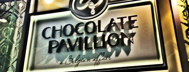 Chocolate Pavillion is one of Best Cafes in Brisbane.