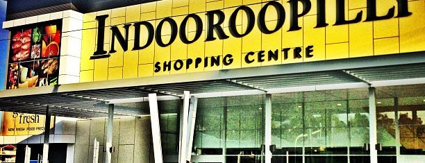 Indooroopilly Shopping Centre is one of Regular places.