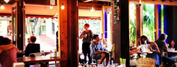 The Burrow is one of Best Cafes in Brisbane.