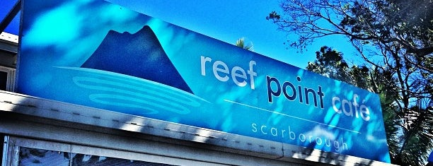 Reef Point Cafe is one of Best Cafes in Brisbane.