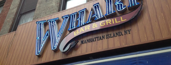 Wharf Bar & Grill is one of New York City.