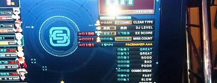 アドアーズ 蒲田西口店B館 is one of beatmania IIDX 設置店舗.
