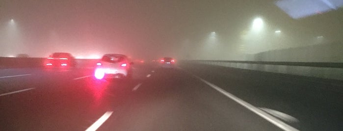 A4 - Agrate is one of A4 Autostrada Torino - Trieste.