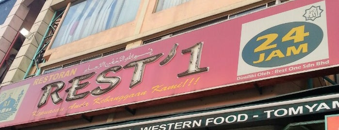 Restoran Rest'1 is one of Top 10 places to try this season.
