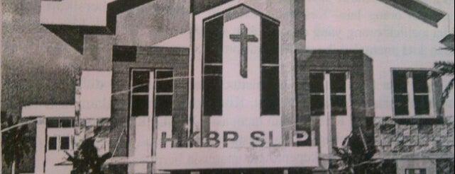 HKBP Slipi is one of Distrik 28.