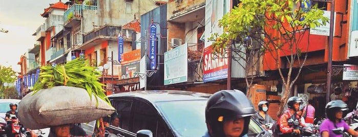 Jalan Gajah Mada is one of Bali's Road.